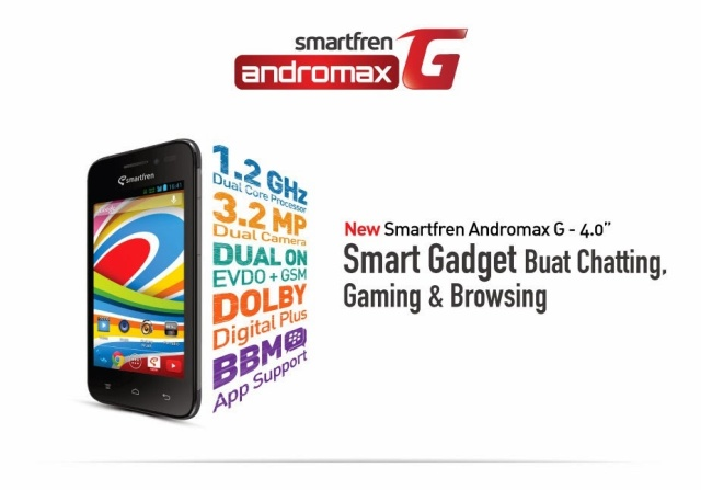 Smartfren Andromax G